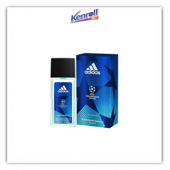 ADIDAS DNS UEFA VI Champions League Dare Edition парфюмерная вода 75 мл муж
